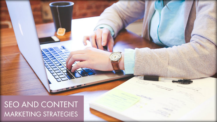 SEO and content marketing strategies