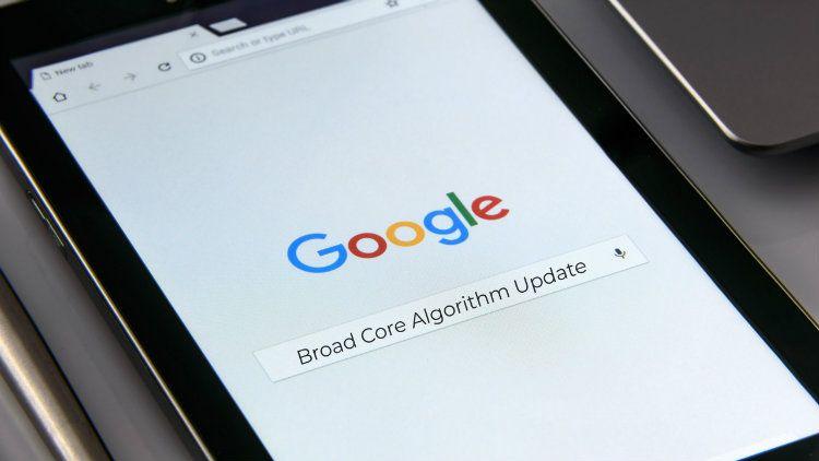 broad core algorithm