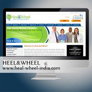 heel-and-wheel